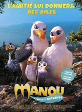 MANOU À L'ÉCOLE DES GOÉLANDS