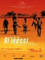 Al'lèèssi, une actrice africaine